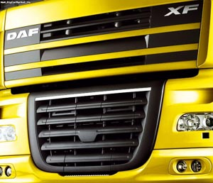 Daf trucks adaptive