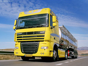 Daf big yellow