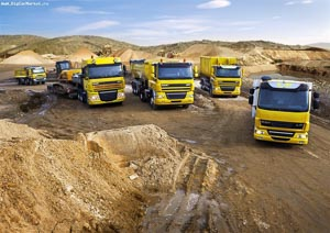 Daf construction range