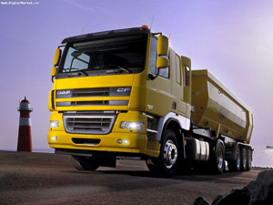 Daf yellow 20060354
