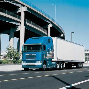 Freightliner argosy 1