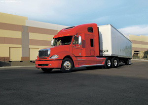 Freightliner ftl columbia