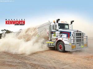 Kenworth kw wallpaper