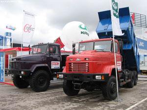 Kraz truck 2006