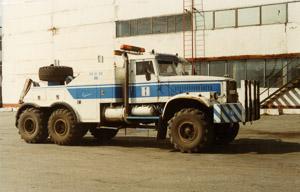 Kraz service 91
