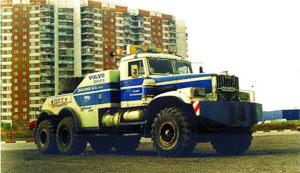 Kraz service 911