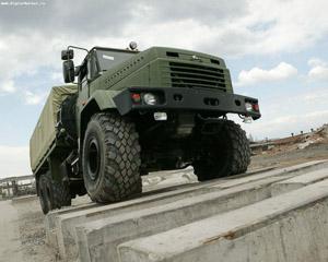 Kraz military