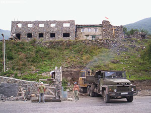 Kraz monastery