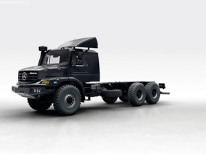 Mercedes benztrucks