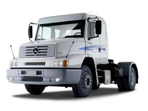Mercedes truck 001