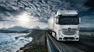 Mercedes actros more