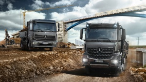 Mercedes Arocs 2019