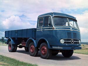 Mercedes benz lp