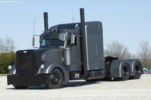 Peterbilt outlaw customs