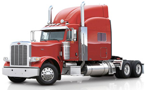Peterbilt peterbuilt model