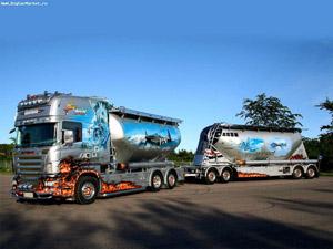 Scania big