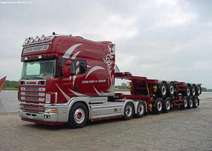 Scania 580 1