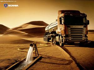 Scania bg fahrer
