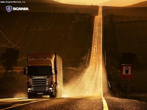 Scania bg strasse