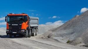 Scania G450 самосвал
