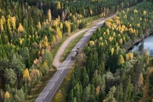 Scania  лесовоз