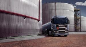 Scania R450 цистерна