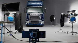 Scania R580 streamline