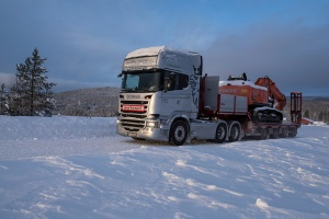 Scania R580 тягач