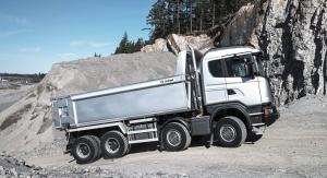 Scania  самосвал