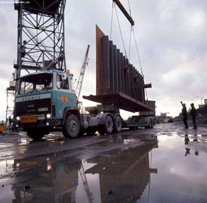 Scania truck h999