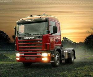 Scania r420 1